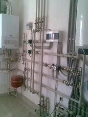 Водопровод. Канализация. Отопление