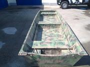 Лодка Казанка - 6 м