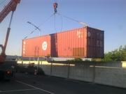Контейнер - 40 фут,  20 фут,  5 тонн,  3 тонн  Б/У в отлич. состоянии