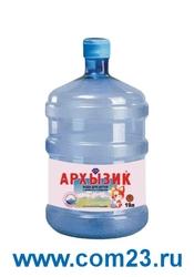 Доставка водыдля детей Архызик в Краснодаре