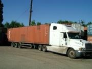 Контейнер - 40 фут,  20 фут,  5 тонн,  3 тонн  Б/У в отлич. состоянии под