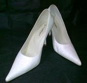 Новые свадебные туфли на узкую ногу