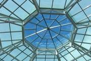 Зенитные фонари,  стеклянные крыши Краснодар
