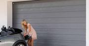 Секционные гаражные ворота Краснодар