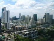 Бангкок - Город Ангелов. Тайланд.