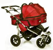 Продается коляска для близнецов фирмы Twinner Twist