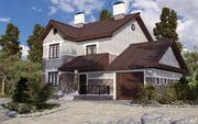 Архитектурное проектирование домов,  коттеджей. Готовые проекты