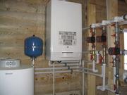 Отопление,  Водопровод,  Канализация