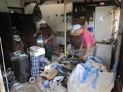 Выполним вывоз на свалку строит. мусора и мебели