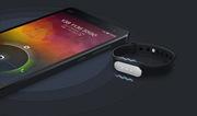Xiaomi Mi Band - умный будильник,  шагомер,  фазы сна,  контроль звонков.