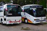 Пассажирские перевозки по Крыму и России
