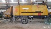 Продаю стационарный бетононасос SANY HBT80C
