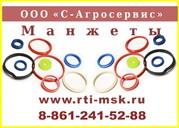Манжеты уплотнительные ГОСТ 14896-84