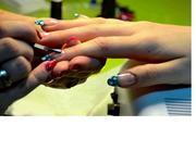 Маникюр, наращивание волос, ресниц, ногтей профессионально