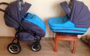 Продам детскую коляску Adamex Mars 2в1