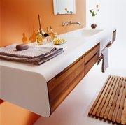 Столешница,  раковина в ванную комнату