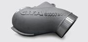 Шибер CIFA S1007800 для бетононасосов