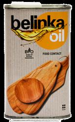Масло Белинка для древесины соприкасающейся с продуктами.