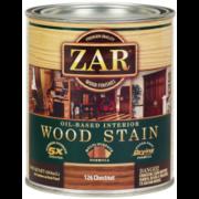 Полупрозрачные и укрывные масла и лаки по дереву ZAR (США) в Краснодар