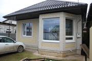 Продается дом в Краснодаре из современных материалов.