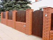 Забор калитки