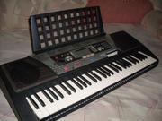 Продаю синтезатор yamaha psr 350